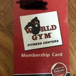 World Gym 教練課轉讓 一堂700