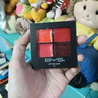 BYS Lip Colour Palette