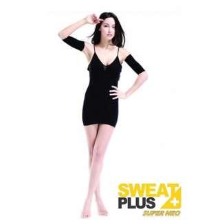 Sweat Plus+ Super Neo Arm Sleeve (Pair)