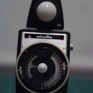 Minolta Light Meter 2 Professional (Vintage)