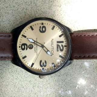 Jam tangan Nautica Ori