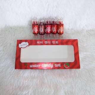 Water Candy Lip tint set