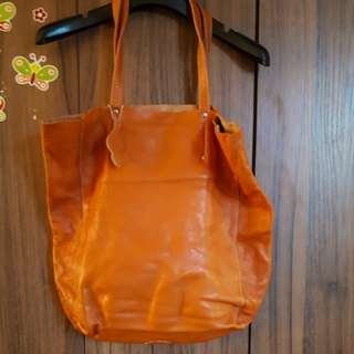 Authentic Roots Leather Bag