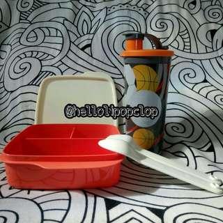 Take all ( PaHe)  Paket Hemat Tupperware