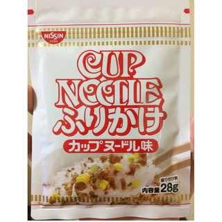 有現貨!日本空運🇯🇵 🇯🇵!限量四包!合味道杯麵飯素🍚  カップヌードルふりかけ