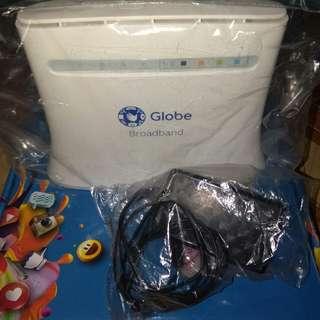 globe broadband(modem)