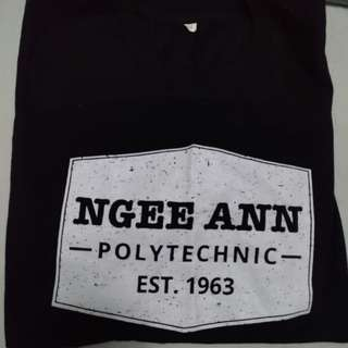 Ngee Ann Poly T Shirt (Open House) Size M