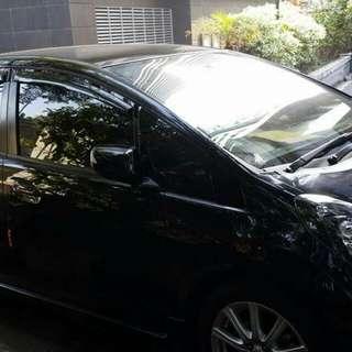 Honda jazz rs tahun 2013
