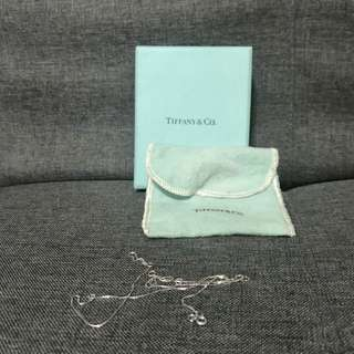 """Tiffany & Co Sterling Silver 16"""" Necklace"""