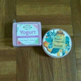 Yogurt Soaps