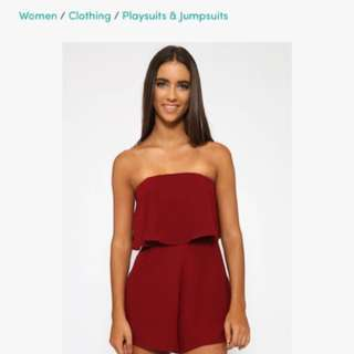 Love yourself playsuit
