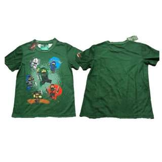 Kids Tshirt - Lego the Ninjago Movie