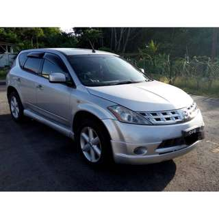 NISSAN MURANO 3.5 (A) 2005/10