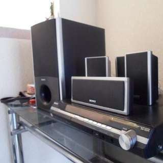 Sony Dvd Theatre System