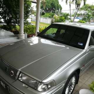 Volvo S90 Royal Rare Only 41 units in M'sia