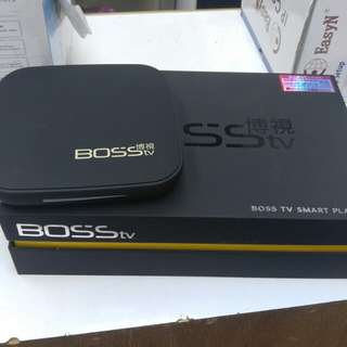 Boss tv box