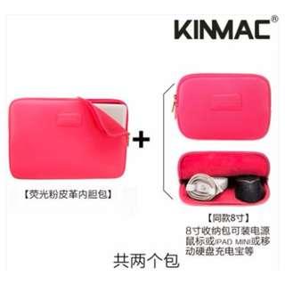 KINMAC電腦套 + 收納包