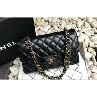 Authentic Chanel Classic Small Flap Bag