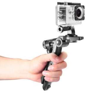 "MINI TRIPOD 75"" ROTATION HANDLE STABILIZER DURABLE FOR GOPRO 4 3 SMARTPHONE"