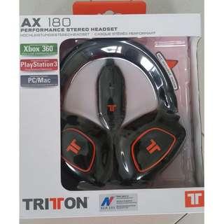 Triton AX 180 Performance  Stereo Headphones