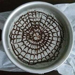 黑椘麻芝士蛋糕
