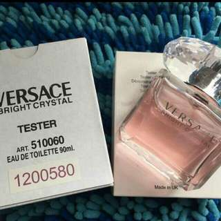 🎁AUTHENTIC Versace Bright Crystal🎁