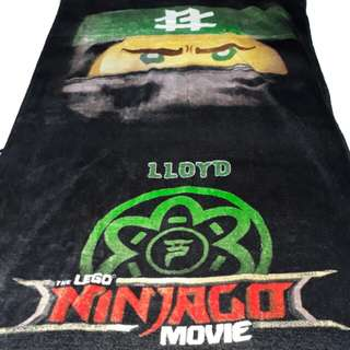 Beach Towel - Lego the Ninjago Movie