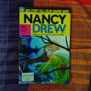 Nancy Drew #13 Doggone Town