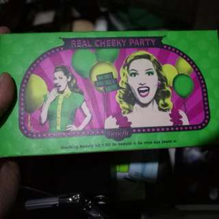 Swatched Benefit cheeky party
