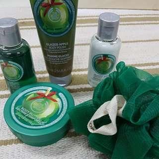 The Body Shop Glazzed Apple - Body & Bath