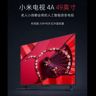 Xiaomi 小米 電視4A 49吋