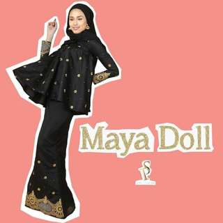 Maya Doll saree by shawlpublika