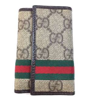Gucci used authentic key bag