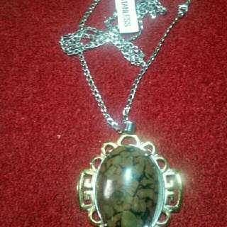Sisik Naga enrekang pendant necklace