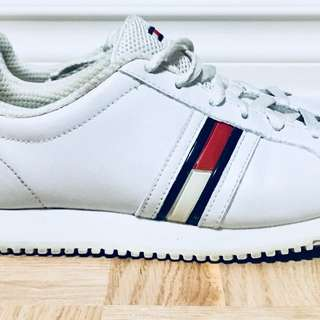 1990's Tommy Girl White Runners.