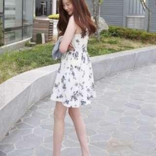 Floral dress ONHAND