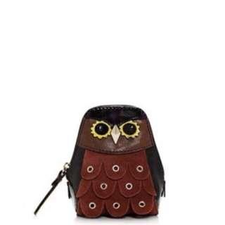 kate spade new york Maximillian Minerva owl coin purse