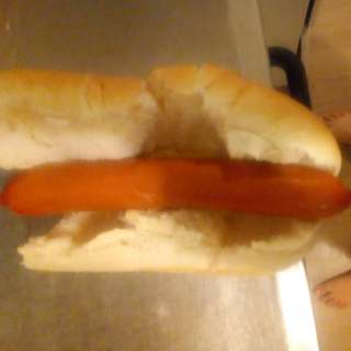 Hot dog *Cheap!*