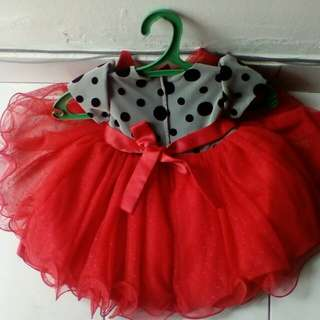 Fairy frock London brand size 9 months to 12 months