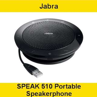 Jabra SPEAK 510 Portable Speakerphone