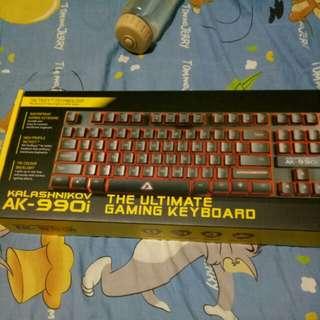 Gaming Keyboard AK-990i