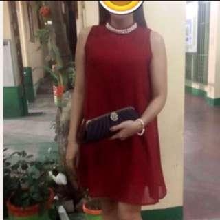 Elegant Halter Dress