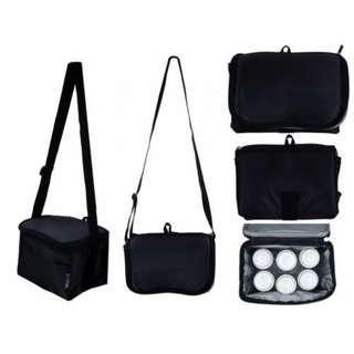Autumnz: Cooler Bag: Fun Foldaway Cooler Bag