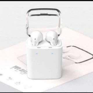 突破500好評激安價!100%全新現貨!DACOM正牌大康 果粉7S 雙耳無線立體聲藍芽4.2耳機 Bluetooth Earphone iPhone lg Samsung Apple Airpods 華為 小米 iPhone 8 iPhone x
