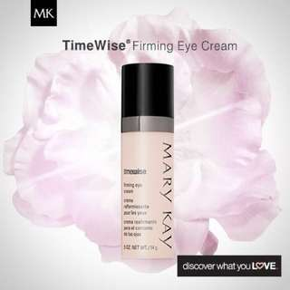 New! Marykay Timewise Firming Eye Cream $45