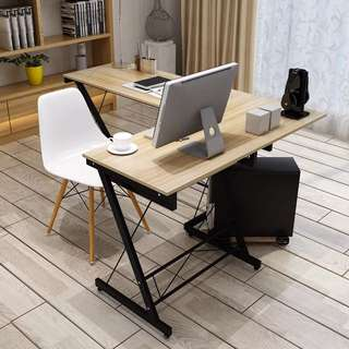 L-Shape Desk Office Table Computer Desk Furniture