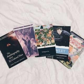 ntu lit books!!!