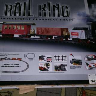 Rail king intelligent classical train