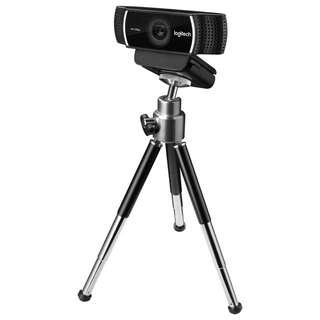 Logitech c922 stream webcam