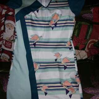 Plains and prints Cs enrique dress
